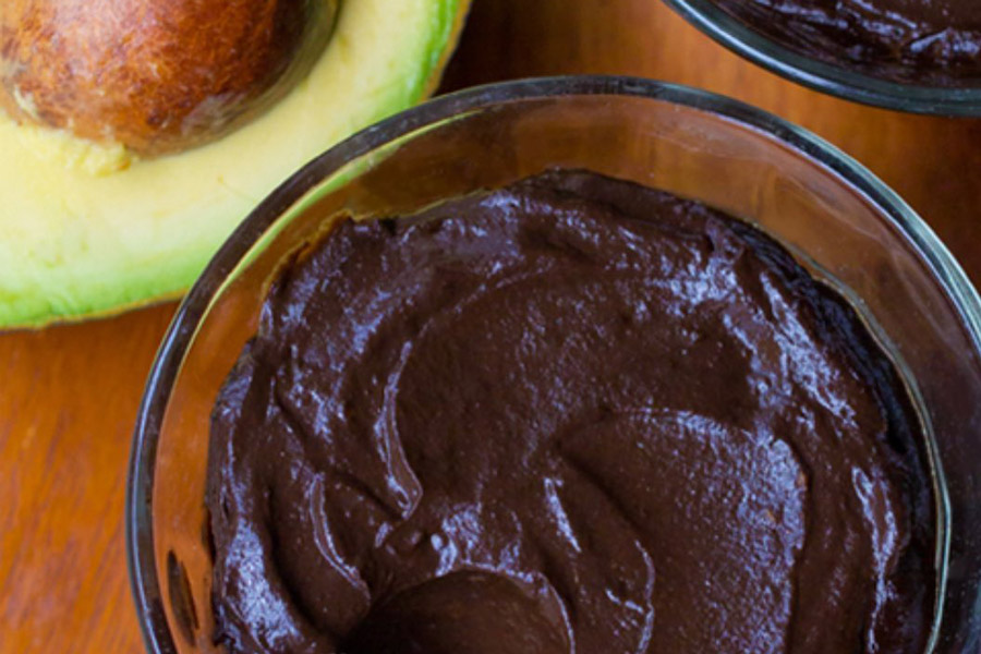 Do you want a delicious healthy chocolate dessert?